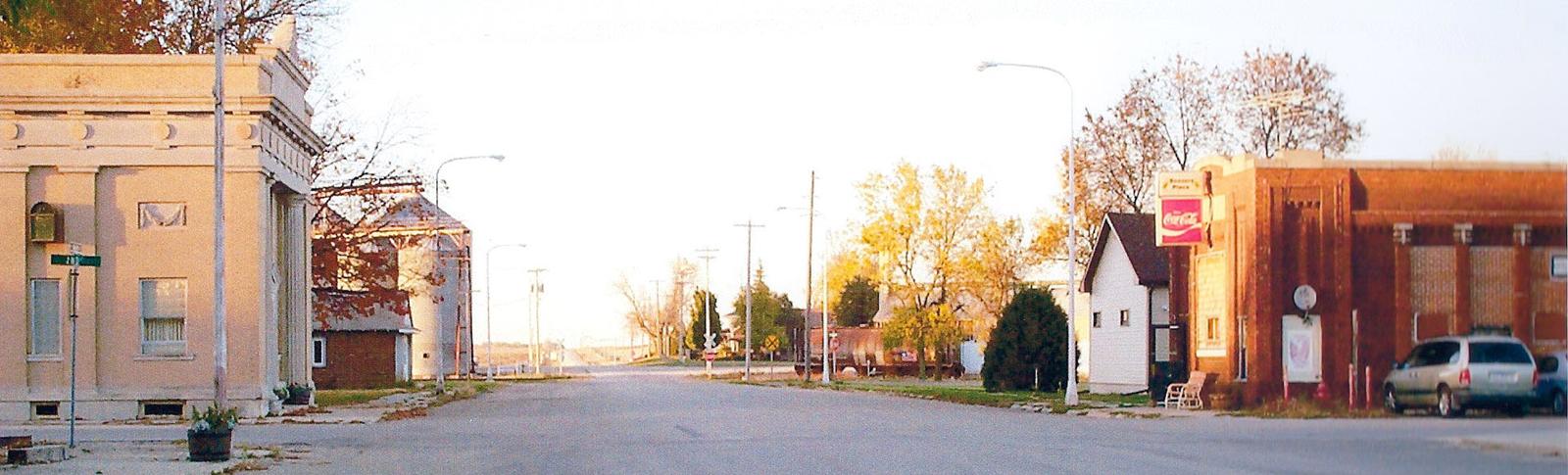 Hanlontown